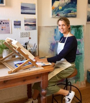 Catherine Warren, Surrey Artist of the Year 2018