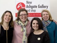 New Ashgate Gallery team