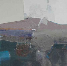 Pete Jackman: Icelandic Landscapes, with Ceramics by Michelle Freemantle