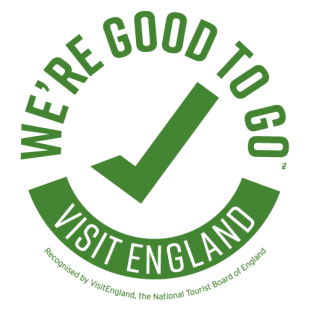 We are Good To Go England certified